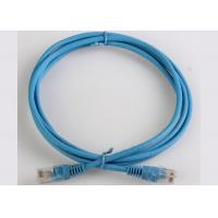 solid bare copper UTP Cat6 LAN Network Cable for Stranded conductor Manufactures