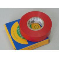 Adhesion Automotive Electrical PVC Tape High Temperature Insulation Tapes