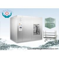 Cheap Superheated Water Medical Autoclave With Level Sensor And Alarm In Chamber for sale