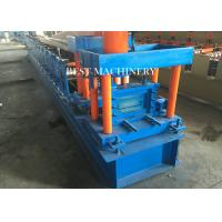 China C Steel Profile Purlin Channel Automatic Roll Forming Machine 15kw 50HZ on sale
