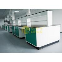 Resist alkalies and heat science research lab countertops worktop for testing centre Manufactures