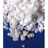 China Dihydrate   industrial grade calcium chloride 74% min flakes on sale