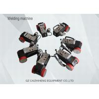 China Electric Hot Air Plastic Welding Machine , High Frequency PVC Banner Welder on sale