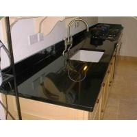 China Granite Countertop,Absolute Black Material, Popular for Countertop,Vanity Top,Table Top on sale