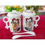 Valentine mugs-Qinjiang Ceramics Manufactures