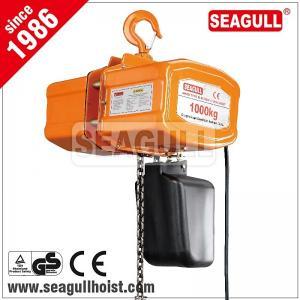1 ton / 1 tonne / 1t electric chain hoist , electric mni crane 12 v