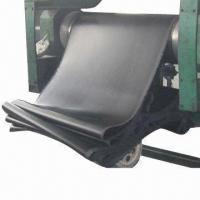 Foaming Rubber Sheeting Roll with 1 to 10mm Thickness Manufactures