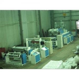 Cheap Multi -layer CPE,CPP Film Co-extrusion Machine for sale