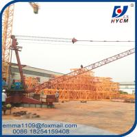 Cheap 3t QD30 Derrick Cranes with 15m Boom Length Top Slewing Type Tower Crane for sale