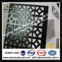PVC coated Coins perforated metal Manufactures