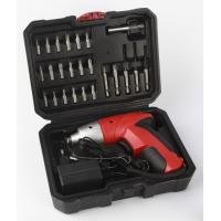 Battery Powered Cordless Screwdriver Set 26pcs / Cordless Electric Drill Power Tools Kit Manufactures