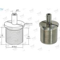 Key Flange Cap Aircraft Cable Adjustable Fittings M 16 Thread Compliant Design Manufactures