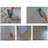 Flexible / Eco FriendlySwimming Pool Tile Grout , Wall Epoxy Grout Manufactures