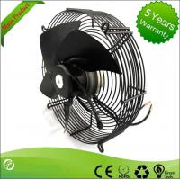 High Speed AC Motor Axial Air Fan Small Blower Fan For Equipment Cooling Manufactures