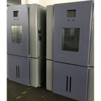 800 L Humidity And Temperature Controlled Chamber Programmable -100ºC +300ºC Manufactures
