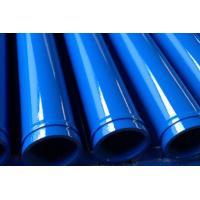 Welding Technology Concrete Pump Pipe , Concrete Spreader Pipe For Sany / Zoomlion Manufactures
