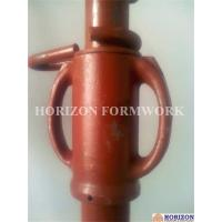 Euro Adjustable Construction Props 2.0-3.5m With Cast Iron Nut And Reinforced Outer Tube Manufactures