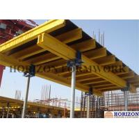 Flexible Slab Decking System 4.5m Height Timber Beam H20 Movable By Trolley Manufactures