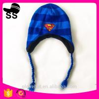 2017 new style YIWU 16*17cm 107g 100% Polyester Animal Beanies cap Monste Critter Pokemon Winter earflap hats Manufactures