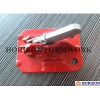 Steel Concrete Formwork Accessories Spring Rapid Clamps For Post Tensioning Work Manufactures