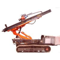 China hydraulic type DTH rig,drill rig equipment manufacturer,track-mounted drill pipe on sale