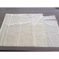 Beauty Salon PE Disposable Hairdressing Capes / Disposable Barber Cape Waterproof Manufactures
