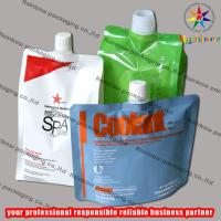 Mylar Plastic Spout Pouch Packaging Manufactures