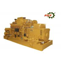 625KVA Industrial Natural Gas Generators 400V  AC 3 Phase 1000Rpm 50Hz Manufactures