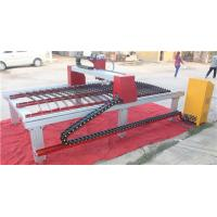 Cutting Area 1500 * 3000 mm Table Plasma Cutter For Metal Sheet Cutting