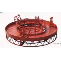 Rounded Lifting Suspended Platform Cradle with 1500kg Capacity Manufactures