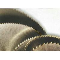 Circular Saw Blade Cutting Metal Carbon Steel / Aluminum Pipe / Tube Manufactures