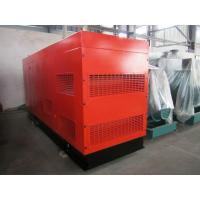 Standby Electric Generators 250KW / 313KVA , Water Cooled Silent Diesel Genset Manufactures