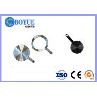 Forged Spade Flange Duplex SCH120 DN15 - DN3000 With ISO BV SGS Certification Manufactures
