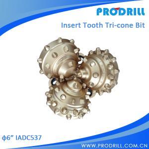 """6""""IADC537 API standard TCI tricone rock bits Manufactures"""