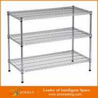 Chrome wire shelving,shelving unit,metal shelving Manufactures