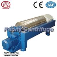 Cheap Horizontal Continuous Decanting Centrifuge Separator With Solid Control Systerm for sale