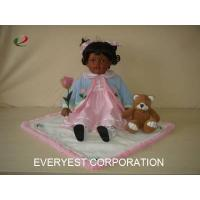porcelain Africa baby doll Manufactures