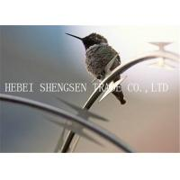Quality Galvanized Barbed Concertina Wire , CBT 65 Concertina Razor Wire For Industrial for sale