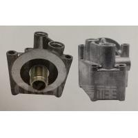 Steel Materials Oil Filter Head ,  Oil Filter 484495 4622562 For ZAX120-6 ZAX240-3 Manufactures