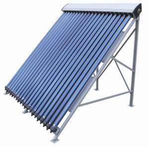 120L split pressurized Solar heater / collectors Manufactures