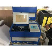 Buy cheap Small Laser Cutter Mini Laser Engraving Machine 300 X 200 Mm Working Area from wholesalers
