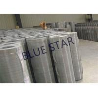 304 / 316 Stainless Steel Woven Wire Mesh For Chemical Filter Ribbons & Elements Manufactures