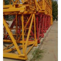 QTZ50(5008) china famous brand construction tower crane Manufactures