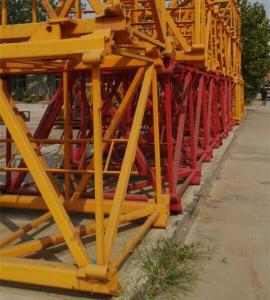 QTZ50(5008) china famous brand construction tower crane Manufactures