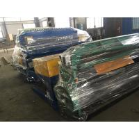 China Servo Driver Poultry Chicken Wire Mesh Machine , Automatic Cage Welding Machine on sale