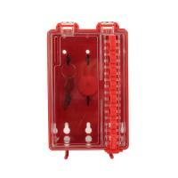 OEM Design Group Loto Box Combination Wall Mounted Group Lockout Box Tagout Manufactures
