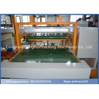 New technology disposable foam lunch box making machine for food packages Manufactures