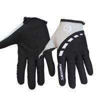 Breathable Full Finger Biking Gloves Quakeproof High Elastic Anti Vibration Manufactures