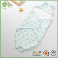 China Hot-selling New Fabric 3 Layer Cotton Printed Baby Swaddle Blankets on sale