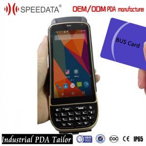 5.0 Inch Sunlight Visible 125khz Rfid Reader Mobile for Bin Management Trash Management Manufactures